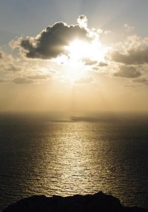 Sunset at Il-Fawwara
