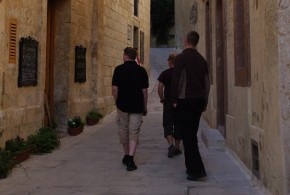 Looking for a nice restaurant in Mdina