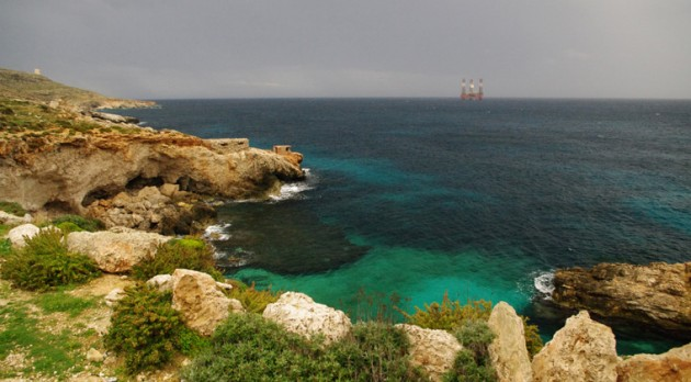 View from Għar Lapsi